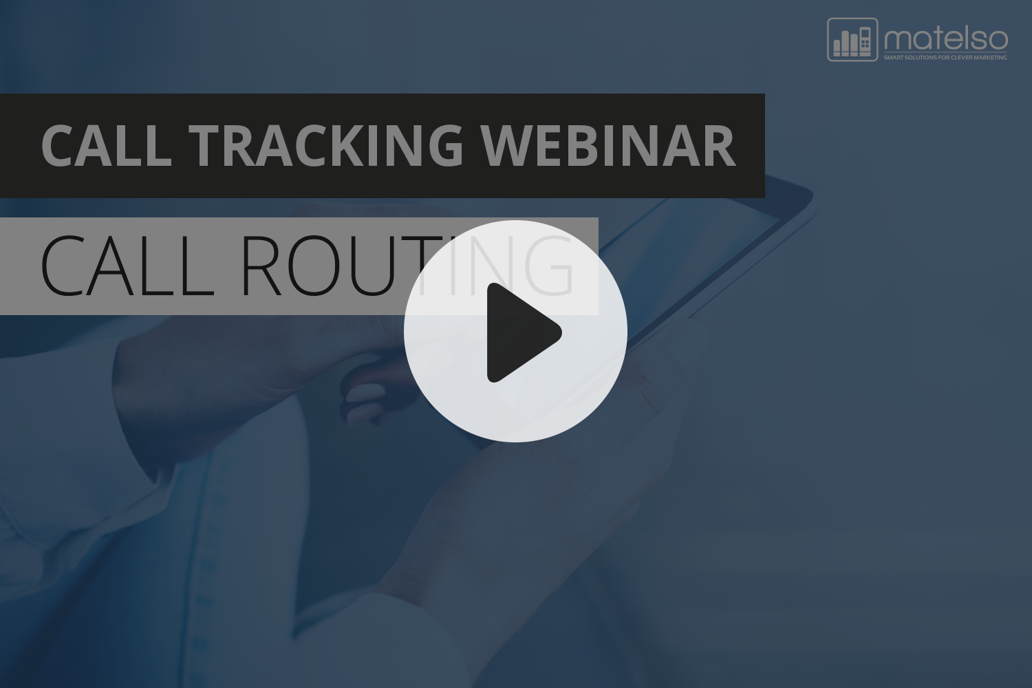 Vorschau Bilder Webinare- CALL ROUTING